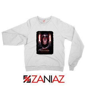 Dark Side Star Wars Sweatshirt The Rise Of Skywalker Sweatshirt White