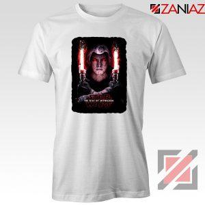 Dark Side Star Wars T-Shirt The Rise Of Skywalker Tee Shirt Size S-3XL White