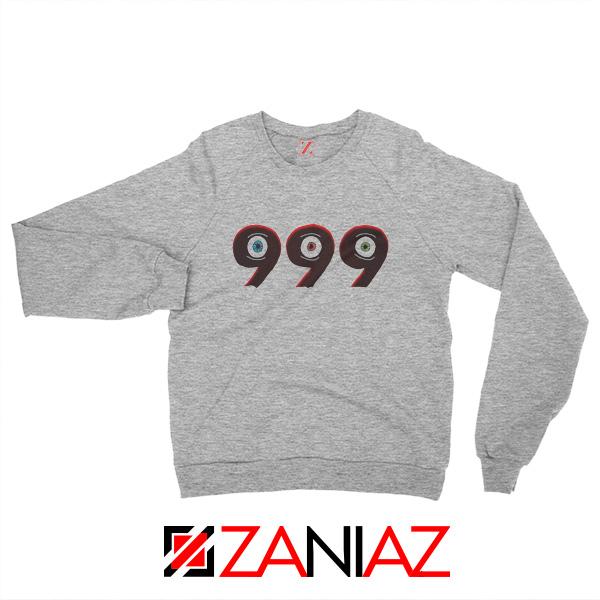 Hiphop 999 Music Sweatshirt Juice Wrld Sweatshirt Size S-2XL
