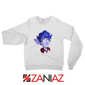 Ian Lightfoot Disney Sweatshirt Pixar Studios Film Sweatshirt Size S-2XL Black White