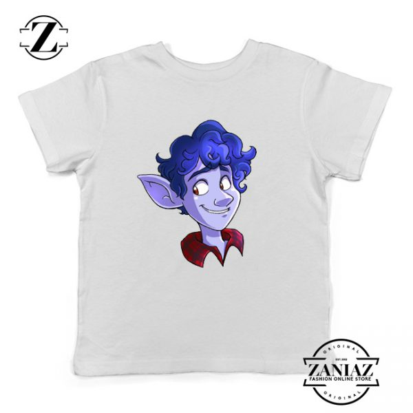 Ian Lightfoot Disney Youth T-Shirt Pixar Studios Film Kids T-Shirt Size S-XL