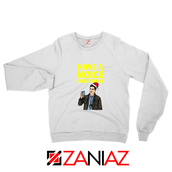Jake Peralta Quote Sweatshirt Brooklyn 99 Best Sweatshirt Size S-2XL White
