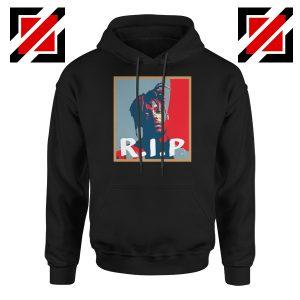 Juice World RIP Hoodie Rapper Music Hoodie Size S-2XL Black