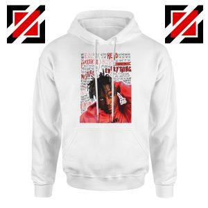 Juice Wrld Album Music Hoodie American Rapper Hoodie Size S-2XL White
