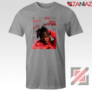 Juice Wrld Album Music T-Shirt American Rapper T-Shirt Size S-3XL