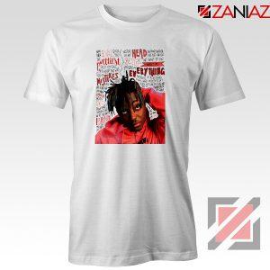 Juice Wrld Album Music T-Shirt American Rapper T-Shirt Size S-3XL White