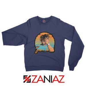 Juice Wrld Lovers Gift Sweatshirt American Rapper Sweatshirt Size S-2XL