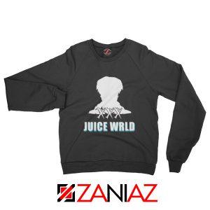 Juice Wrld Lovers Sweatshirt Musician Sweatshirt Size S-2XL Black