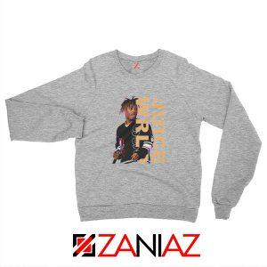 Juice Wrld Merch Sweatshirt Fan Music Rapper Sweatshirt Size S-2XL