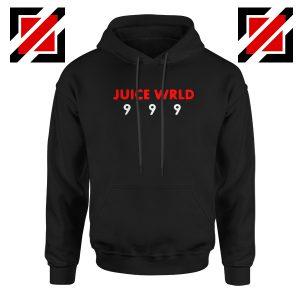 Juice Wrld Music Hoodie American Music Hoodie Size S-2XL Black