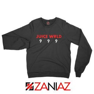 Juice Wrld Music Sweatshirt American Music Sweatshirt Size S-2XL Black