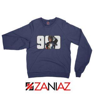 Juice Wrld Rap Hip Hop Sweatshirt American Music Sweatshirt Size S-2XL