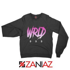Juice Wrld Singer Sweatshirt Music Lover Sweatshirt Size S-2XL Black