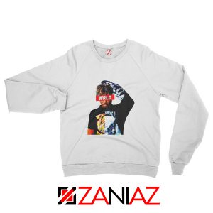 Juice Wrld Songwriter Sweatshirt Music Rapper Sweatshirt Size S-2XL White