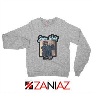 Juicewrld USA Music Sweatshirt American Hip Hop Sweatshirt Size S-2XL