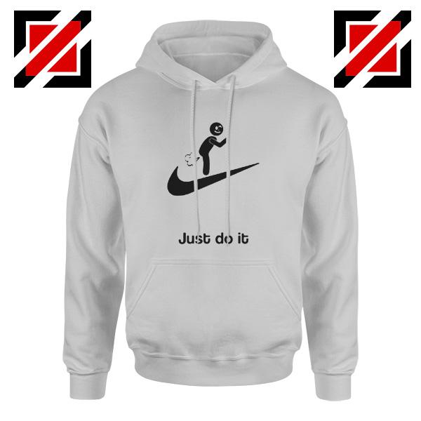 Just Do It Quote Hoodie Parody Nike Women Hoodie Size S-2XL
