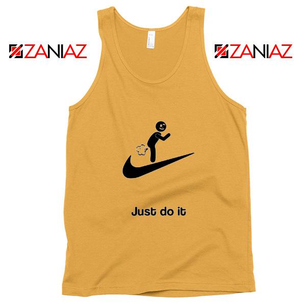 Just Do It Quote Tank Top Parody Nike Women Tank Top Size S-3XL Sunshine