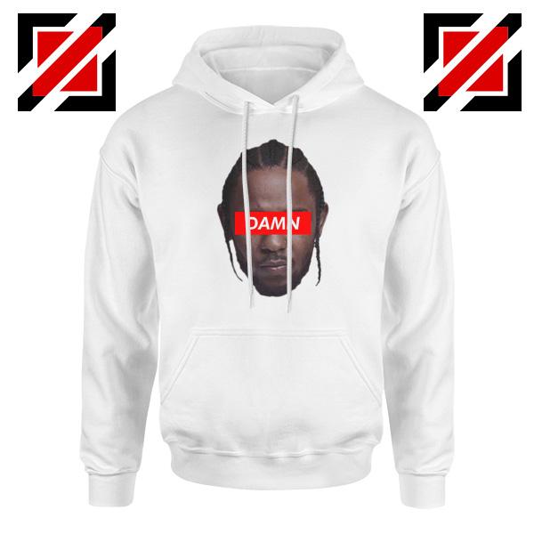 Kendrick Lamar DAMN Hoodie Music Lover Hoodie Size S-2XL