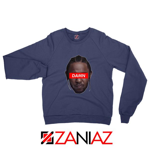 Kendrick Lamar DAMN Sweatshirt Music Lover Sweatshirt Size S-2XL