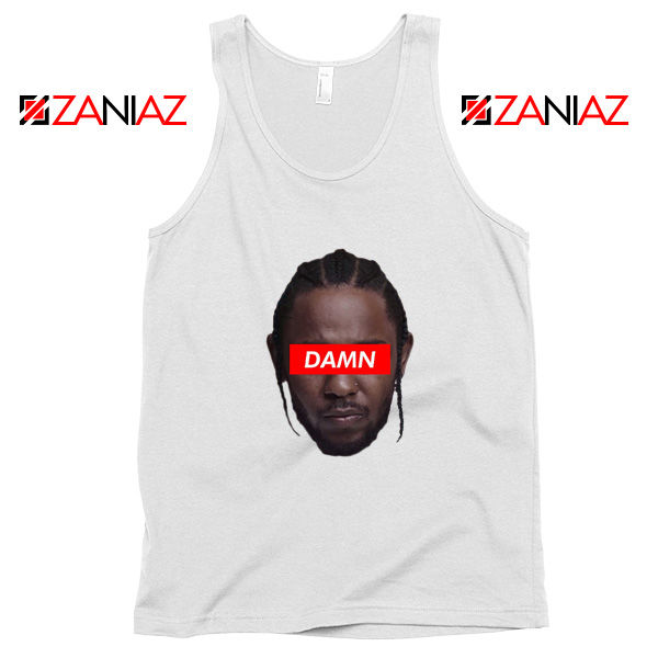 Kendrick Lamar DAMN Tank Top Music Lover Tank Top Size S-3XL