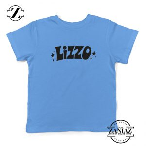 LIZZO American Singer Kids Shirts Best Gift Youth T-Shirt Size S-XL
