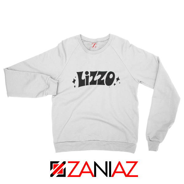 LIZZO American Singer Sweatshirt Gift Women Sweatshirt Size S-2XL White
