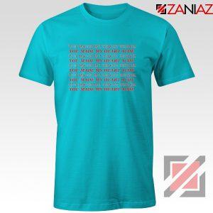 Lucid Dreams Lyrics Tee Shirt Juice WRLD Rapper T-Shirt Size S-3XL