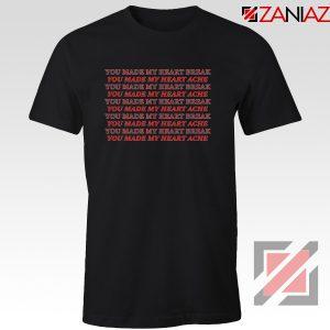 Lucid Dreams Lyrics Tee Shirt Juice WRLD Rapper T-Shirt Size S-3XL Black