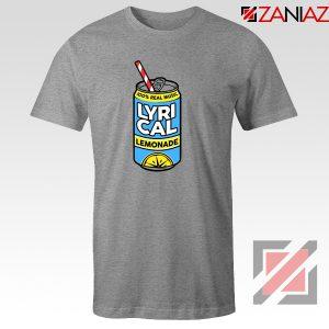 Lycrical Limonade T-Shirt Real Music Tee Shirt Size S-3XL