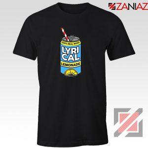 Lycrical Limonade T-Shirt Real Music Tee Shirt Size S-3XL Black