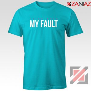 My Fault Wrld T-Shirt American Rapper Tee Shirt S-3XL