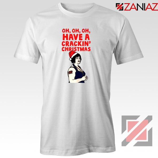 Nessa Gavin And Stacey Tee Shirt British Comedy T-Shirt Size S-3XL White