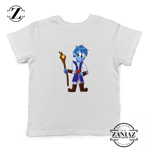Onward Character Kids T-Shirt Disney Onward Film Youth Shirts Size S-XL White