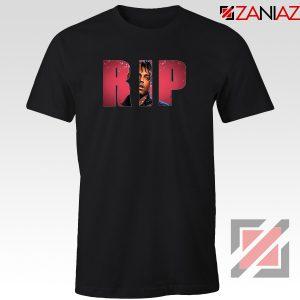 RIP Juice WRLD T-Shirt Funny Music Tee Shirt Size S-3XL Black