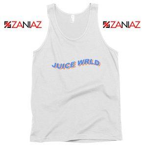 Rapper Artist Tank Top Juice Wrld Singer Tank Top Size S-3XL White