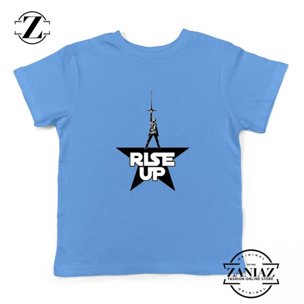 Rise Up Kids Shirt Star Wars The Rise of Skywalker Youth Shirt Size S-XL