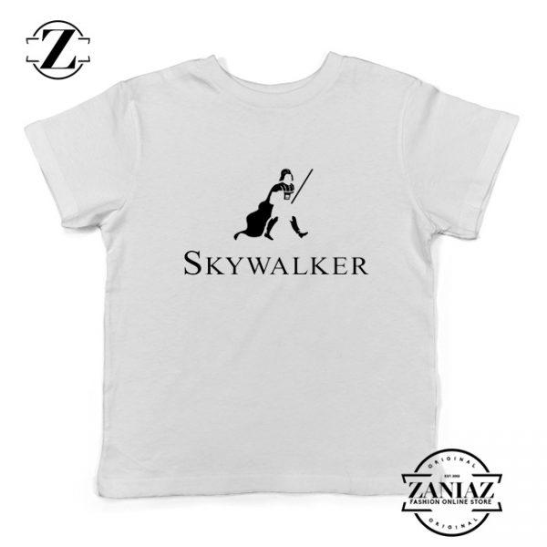 Skywalker Father Kids T-Shirt Star Wars Skywalker Youth Shirts Size S-XL