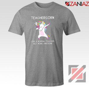 Teacher Unicorn T-Shirt Dabbing Unicorn Teacher Tee Shirt Size S-3XL