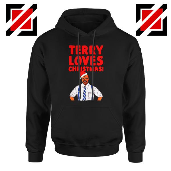 Terry Jeffords Christmas Hoodie Brooklyn Nine Nine Hoodie Size S-2XL