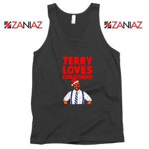 Terry Jeffords Christmas Tank Top Brooklyn Nine Nine Tank Top