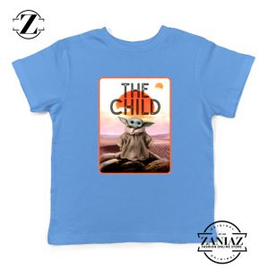 The Child Baby Yoda Star Wars Character Kids Tee Shirt Size S-XL