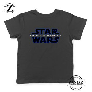 The Rise of Skywalker Movie Kids Shirts Star Wars Youth T-Shirt