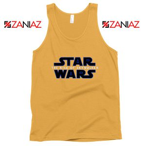The Rise of Skywalker Movie Tank Top Star Wars Tank Top Size S-3XL Sunshine
