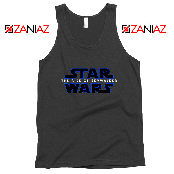 The Rise of Skywalker Movie Tank Top Star Wars Tank Top Size S-3XL