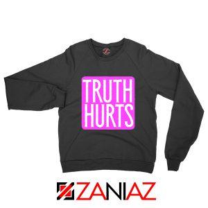 Truth Hurts Lyrics Sweatshirt Lizzo Singer Sweatshirt Size S-2XL