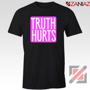 Truth Hurts Lyrics T-Shirt Lizzo Singer Woman Tee Shirt Size S-3XL