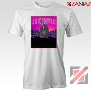 Wrld 999 Poster Tee Shirt Juice Rapper T-Shirt Size S-3XL White