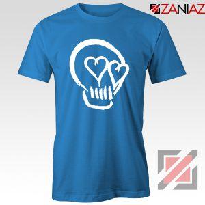 5 Seconds of Summer Blue Tshirt