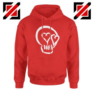 5 Seconds of Summer Red Hoodie