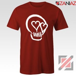 5 Seconds of Summer Red Tshirt